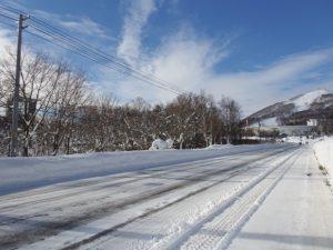 虻田郡留寿都村のリゾート用売り土地事例