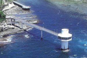 勝浦海中公園展望塔