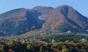 箱根明神平別荘地の景観