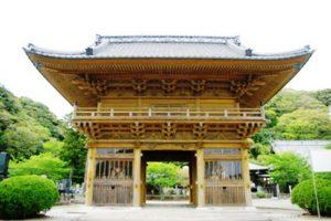 江戸末期の代表的な建築物の山門