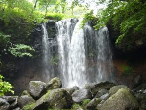 乙女の滝〔那須塩原市〕