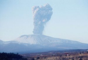 昭和48年2月15日の小爆発