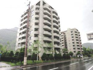 札幌市郊外のリゾートマンション事例