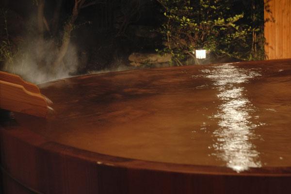 伊東温泉の原泉