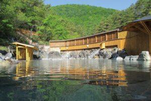 西の河原 (さいのかわら) 露天風呂