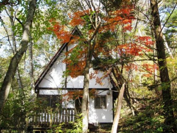 別荘事例4(長野・軽井沢町1)