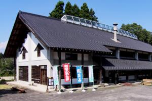 地元の伝統工芸を体験「工芸館」