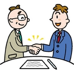 売買契約を結ぶ