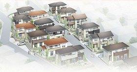 分譲住宅=戸建て